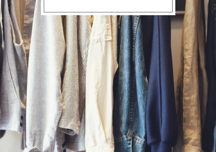 wardrobe overhaul, capsule wardrobe, declutter your wardrobe