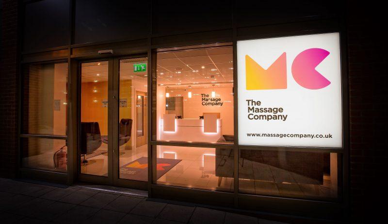 The Massage company camberley