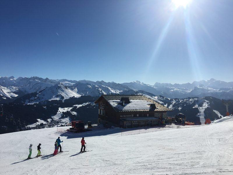 Mont Chery Views