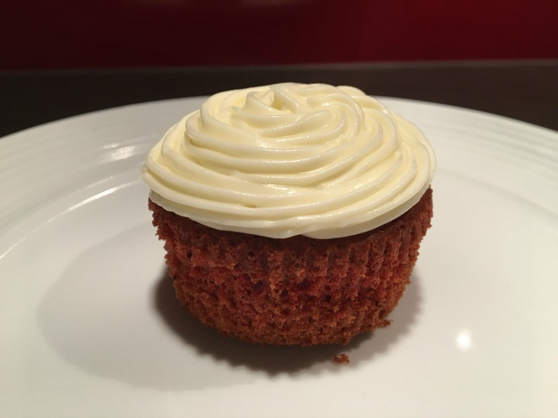 The Perfect Red Velvet Cupcake