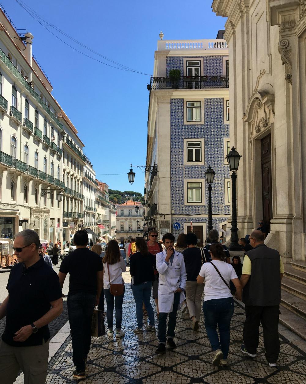 Chiado-district-Lisbon