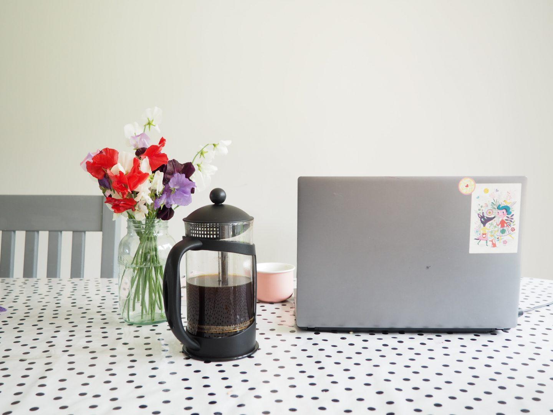 At Home With…Morgana {Coffee, Work, Sleep, Repeat}