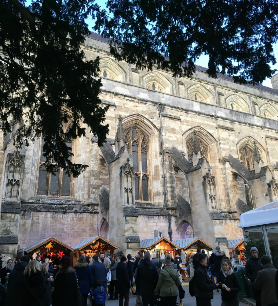 Bad Moms, Christmas Markets and an Advent Fail #LittleLoves