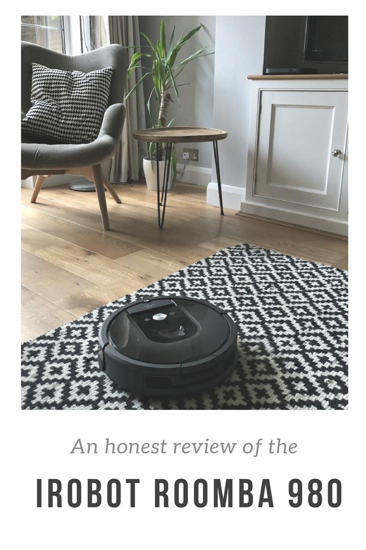 irobot 39 s roomba 980 inside outside beyond. Black Bedroom Furniture Sets. Home Design Ideas