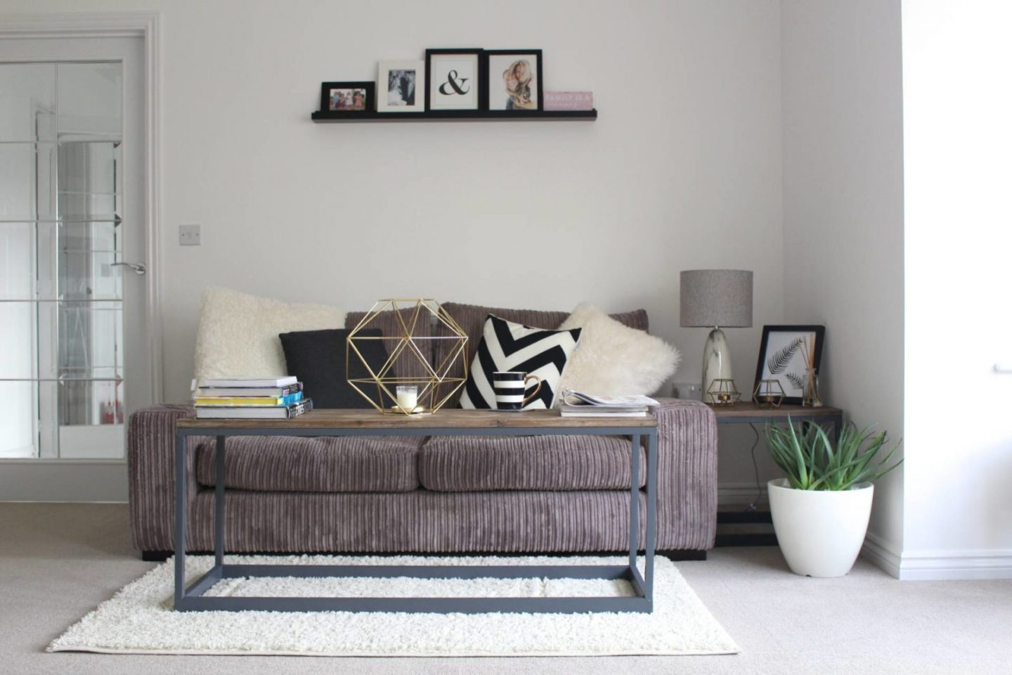 Jess Soothill Living Room