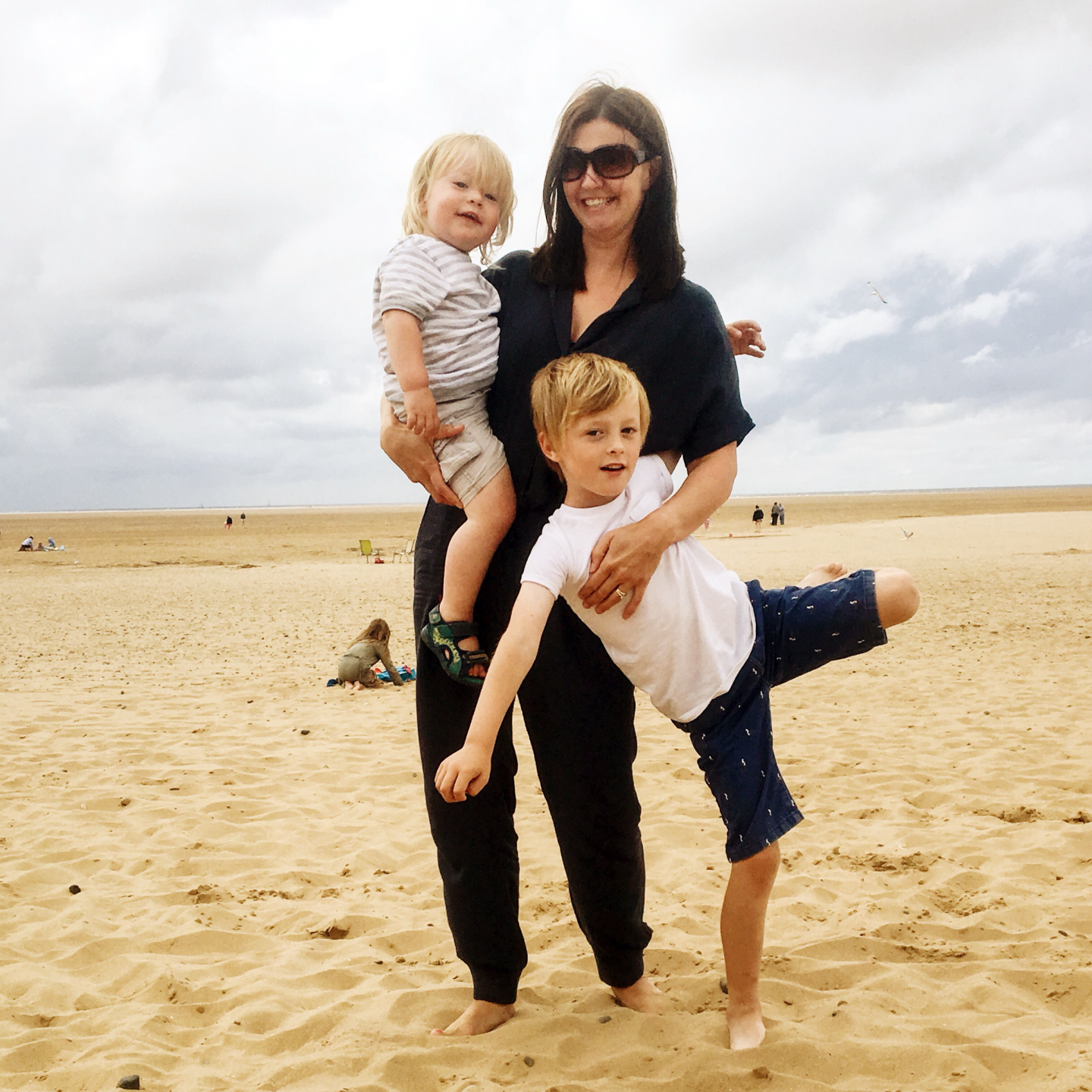 at home with not a frumpy mum