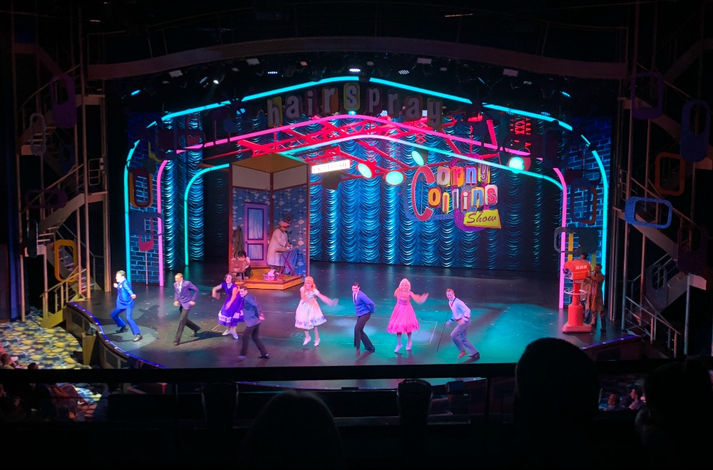 Symphony of the Seas, Hairspray
