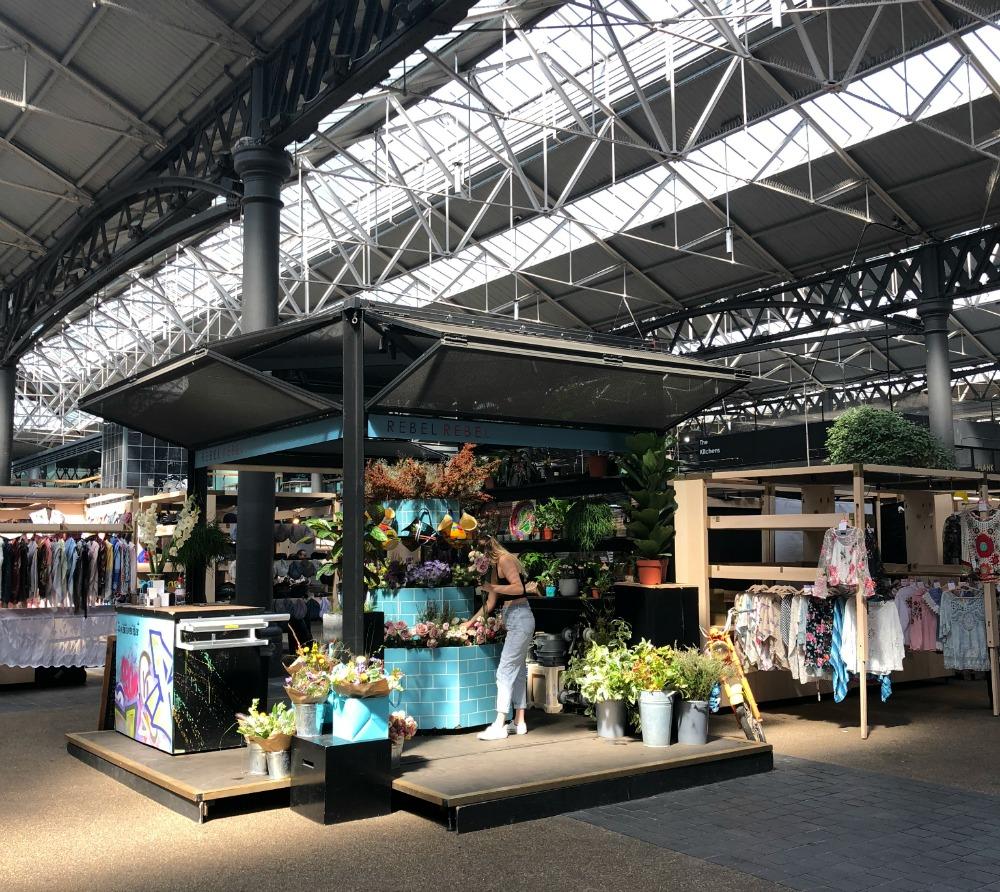 Old Spitalfields Flower Market