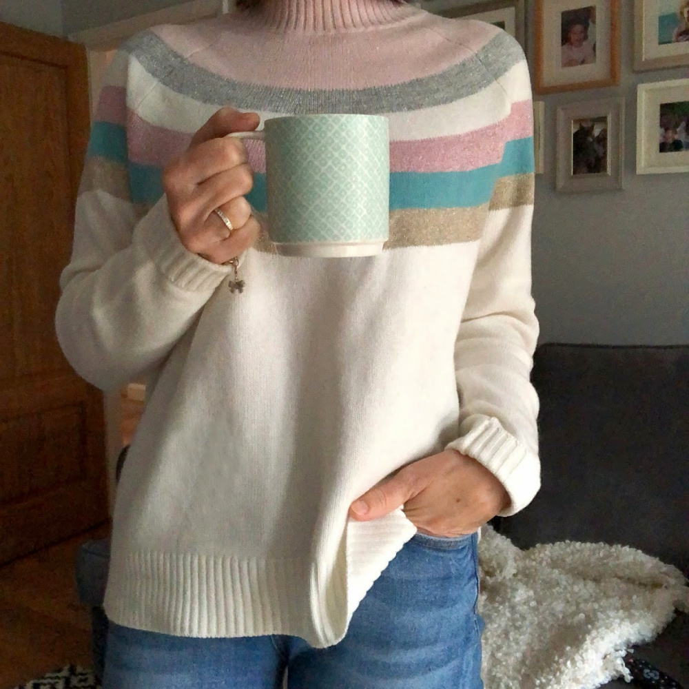pastel jumper boden