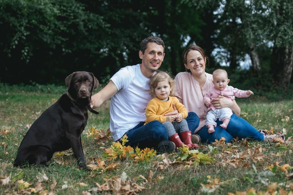 Devon-mama-family-picture