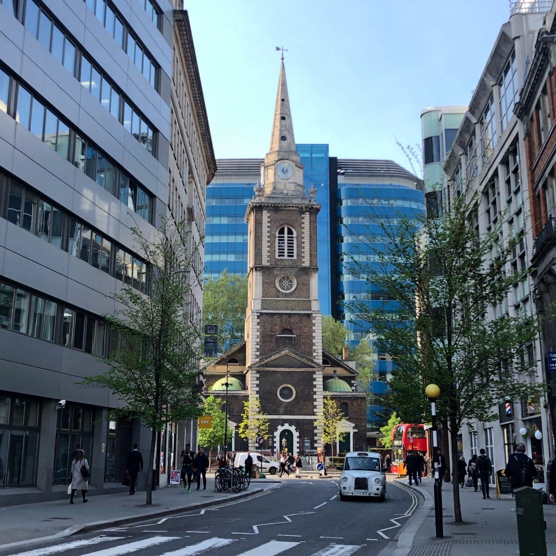Aldgate East London