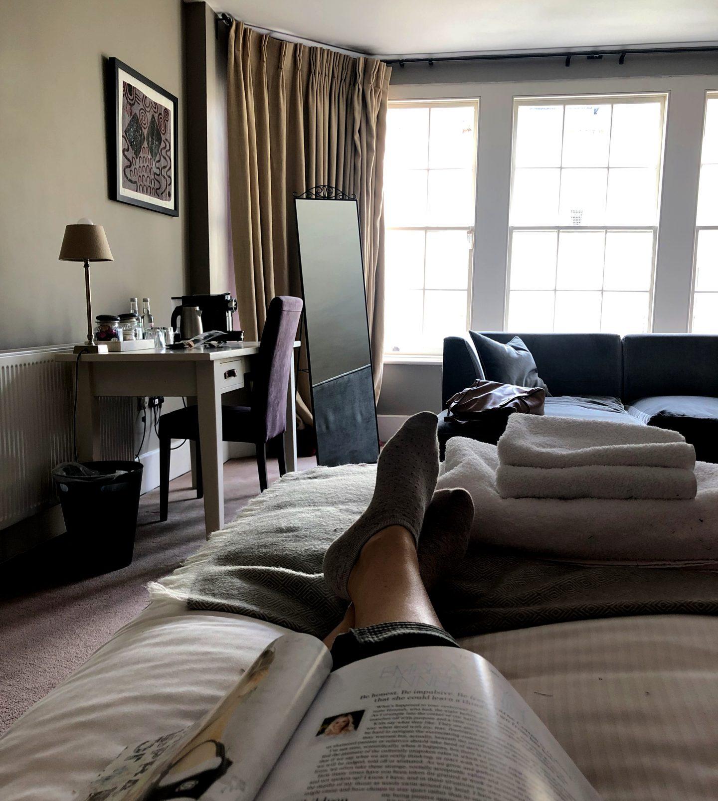 Grovesnor Arms Hotel Suite