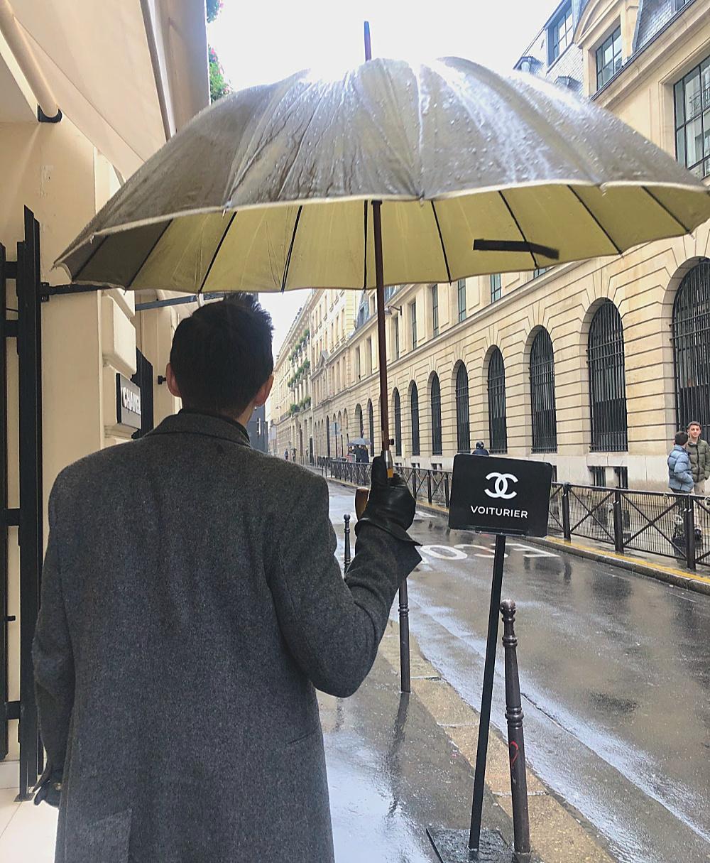 Fashion Tour Paris